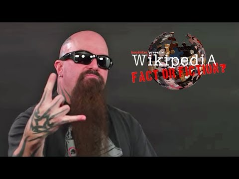 Slayer's Kerry King - Wikipedia: Fact or Fiction? (Part 1)
