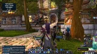 Бистфаербол на тропе войны! Впервые в World of Warcraft!