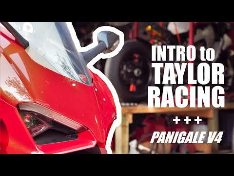 Canada's Best Ducati Team + Panigale V4 Build