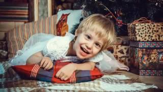 Новогодняя фотосессия 'Дети Ангелы' Оренбург 2014 год