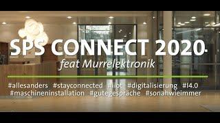 Murrelektronik sagt: Herzlich Willkommen zur sps connect 2020!