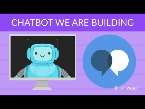 Chatbot Course - The chatbot we are going to build - [Build Your Own Chatbot]