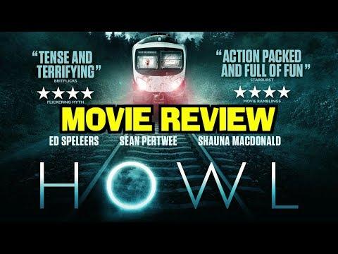 HOWL (2015 horror / werewolf) - movie review