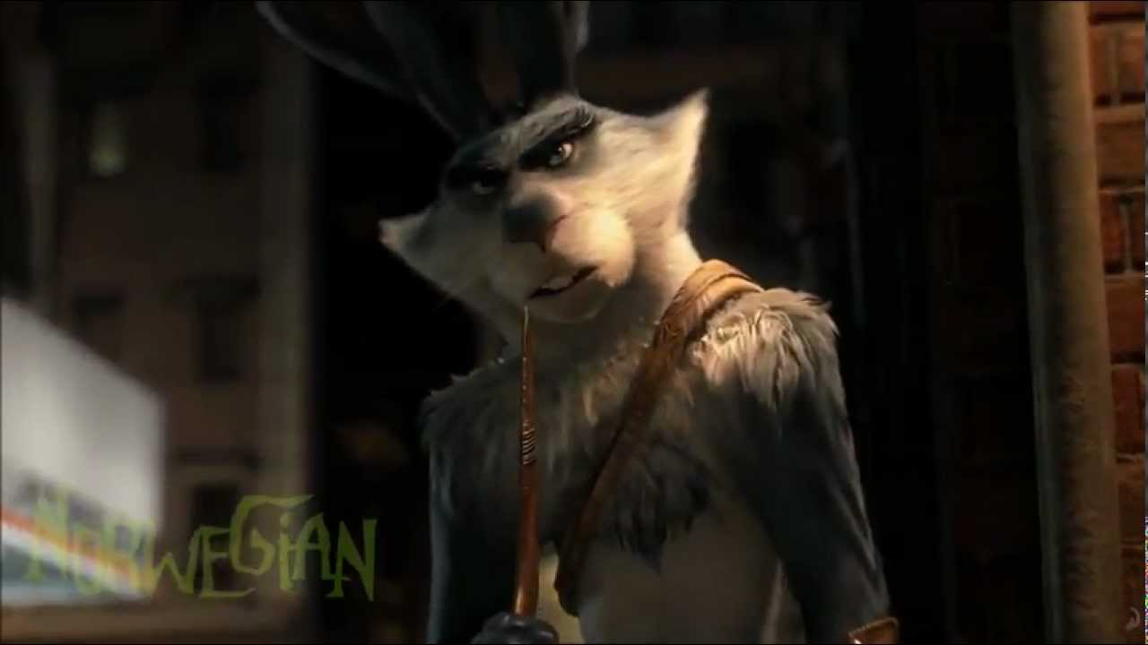 rise of the guardians easter bunny oneline