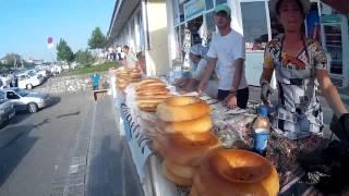 Semerkand Ekmeği Özbekistan 2015