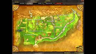 Lorewalker's Reputation Guide to Exalted - Maps, timestamps and route. thumbnail