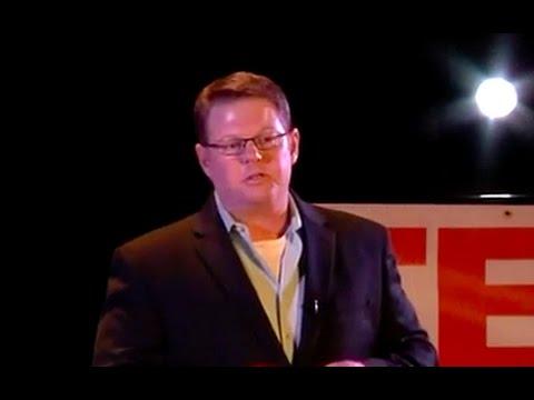 Be Selfish. Volunteer! | Kevin White | TEDxColoradoSprings