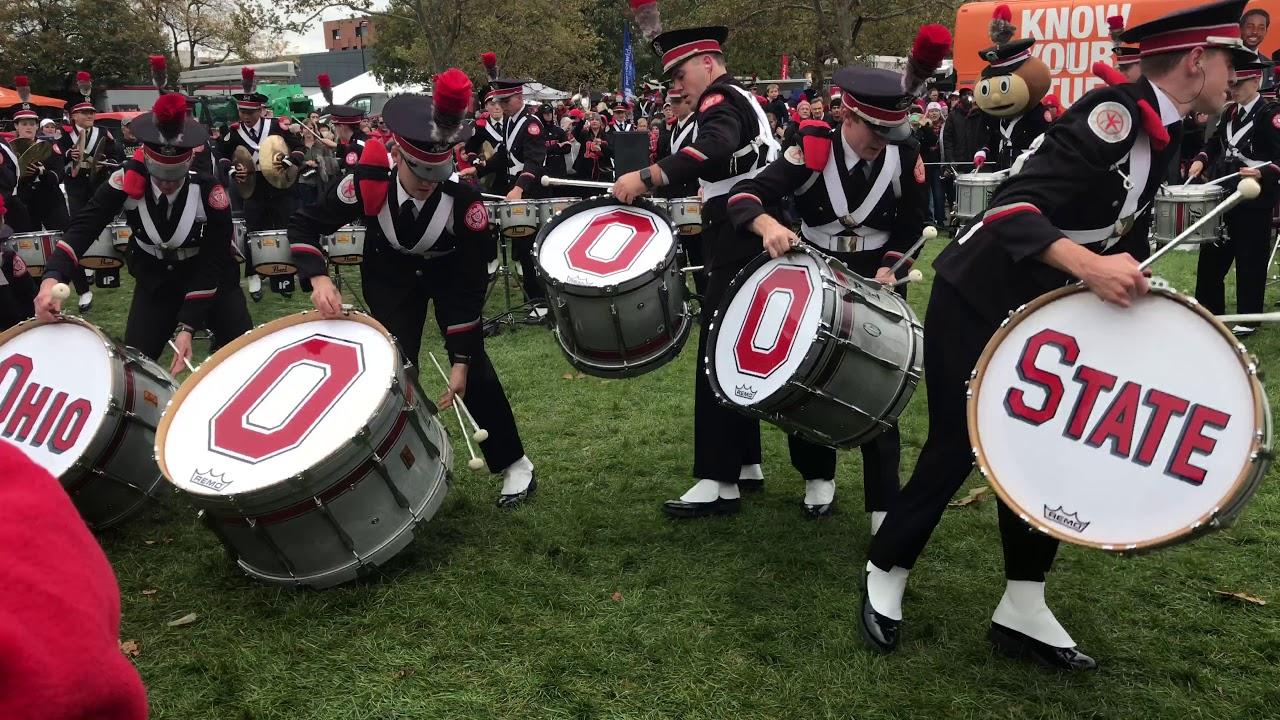 Ohio State University Drumline Tbdbitl