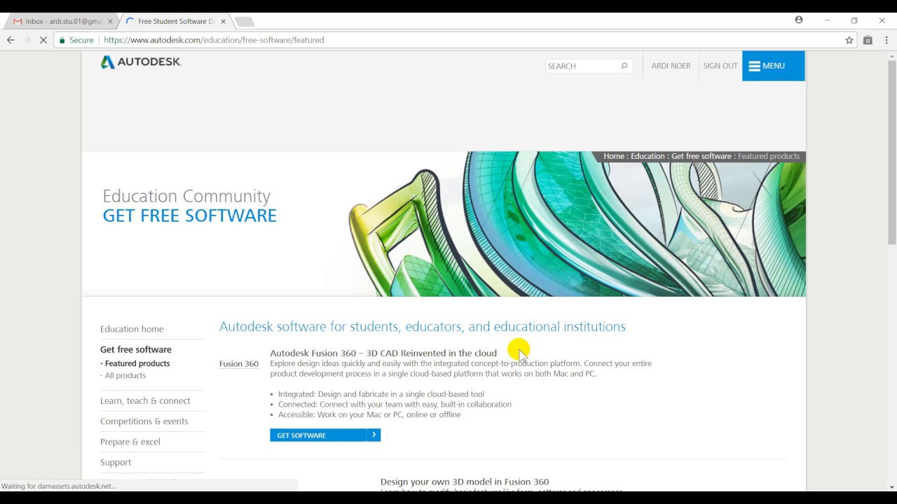How To Create Autodesk Account For Student Longer Version