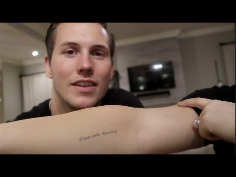 Tattoos? | Shawn Johnson