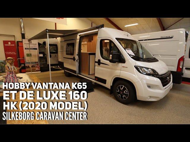 Hobby Vantana K65 ET De Luxe 160hk (2020 model)