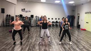 Dance Fitness-Level Up by Ciara Video