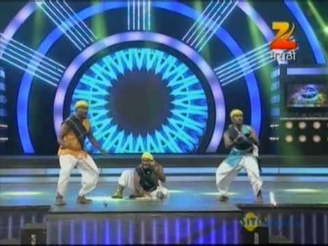Dance Maharashtra Dance Grand Finale 17th March 2013 - Deepak, Aakash & Sandip