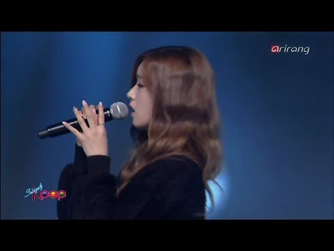 [HD] 131217 M.I.B (feat.APink's Bomi) - Let's Talk About You @ Simply K POP