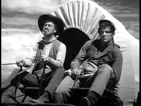 Rawhide - Intro and End Credits - Clint Eastwood, Eric Fleming