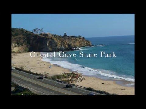 Crystal Cove State Park April 2016