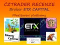 ETX Capital - Forex, CFD and Binary Options broker