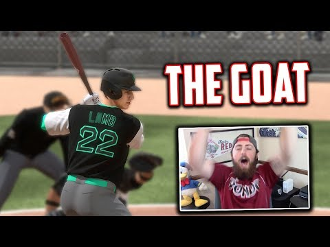 JAKE LAMB *THE GOAT* DOES IT AGAIN! MLB The Show 17 | Battle Royale