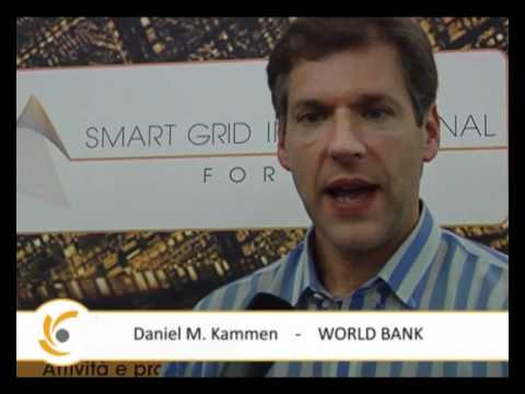 The benefits of smart grids in order to achieve a greater energy efficiency.