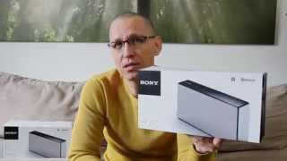 SONY SRS-X5 Unboxing & Review