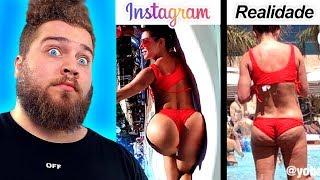 Instagram vs. Realidade