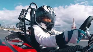 鈴鹿サーキット ゆうえんち モートピア 2020春の新アトラクション「KART ATTACKER(カートアタッカー)」