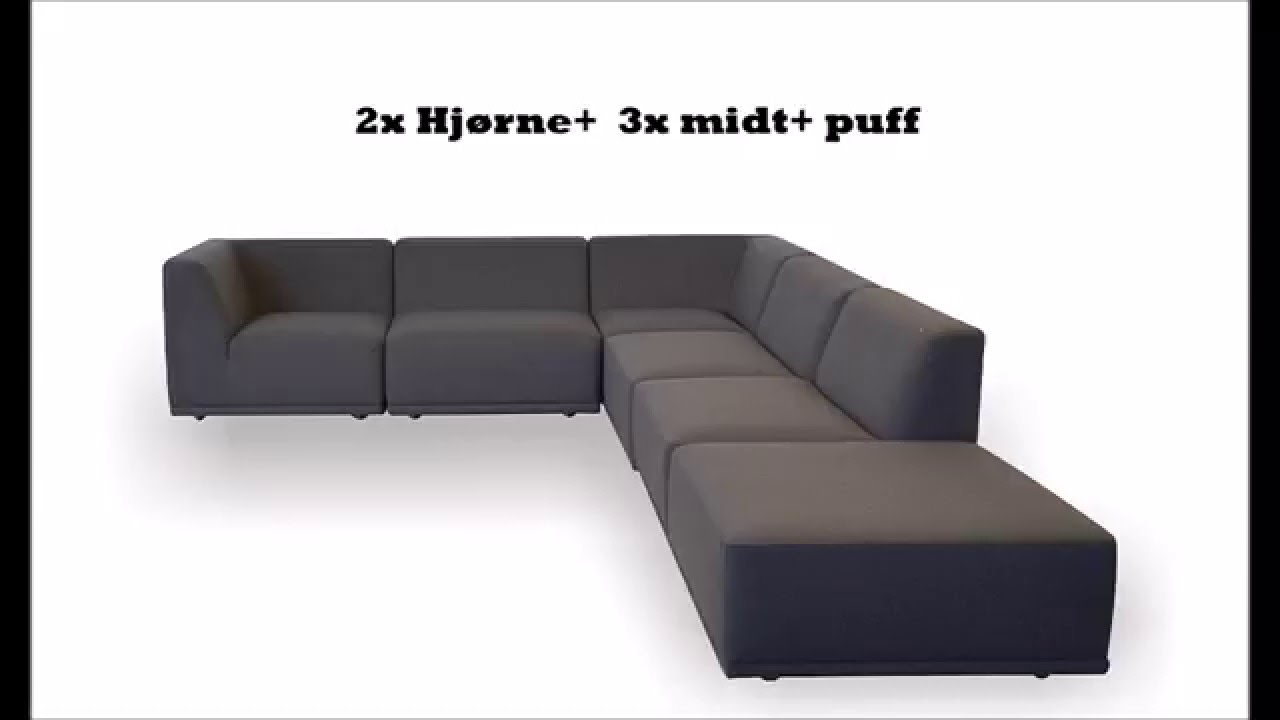 modul sofa youtube. Black Bedroom Furniture Sets. Home Design Ideas
