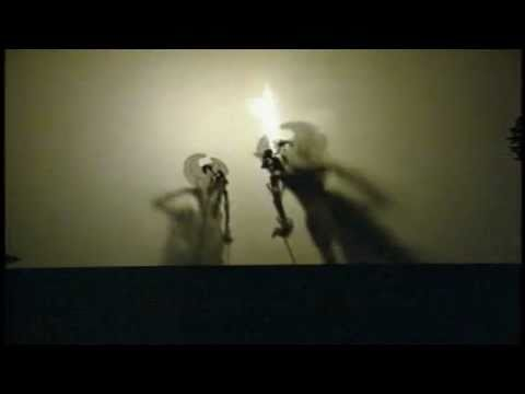 GV12 WAYANG KULIT SHADOW PUPPET THEATER TRAILER Travel Video