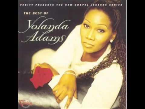 Yolanda Adams - The Battle Is The Lords - Lyrics Below
