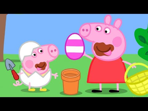 Peppa Pig Official Channel   Peppa Pig's Roller Coaster FUN! from YouTube · Duration:  1 hour 5 minutes 18 seconds