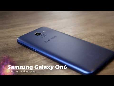 Samsung Galaxy On6 unboxing and first impression, Overview  (Retail Version)