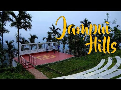 Jampui Hills Travel Vlog 2017 - Tripura Northeast India HD