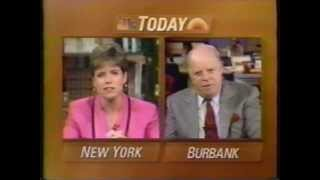 Katie Couric Talks with Don Rickles -  May,1992!