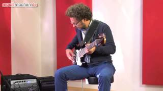 Warwick BC20 & BC40 Bass-Combos im Test