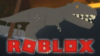 New Dinosaur Game in ROBLOX!! - Dinosaur Hunter