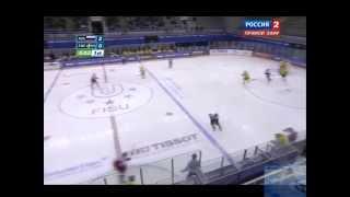 27 Зимняя студеньческая Универсиада Хоккей трансляция из Испании РОССИЯ   ШВЕЦИЯ