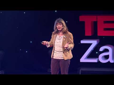 TEDx Talks: A life without 'bugs' — euphoria or apocalypse? | Dr. Brigitte Howarth | TEDxZayedUniversity