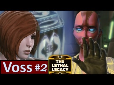 The Lethal Legacy | Imperial Agent Story - Act 3 - Vessels of Memory