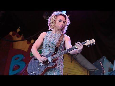 "Samantha Fish - ""Black Wind Howlin"" Live At Telluride Blues & Brews Festival"