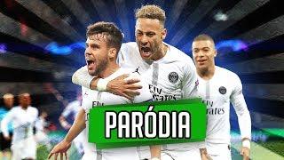 Download Video ♫ PSG DE NEYMAR E MBAPPÉ EM BUSCA DA CHAMPIONS | Paródia ‹ RALPH +10 › MP3 3GP MP4