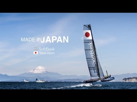 SoftBank Team Japan: Made In Japan