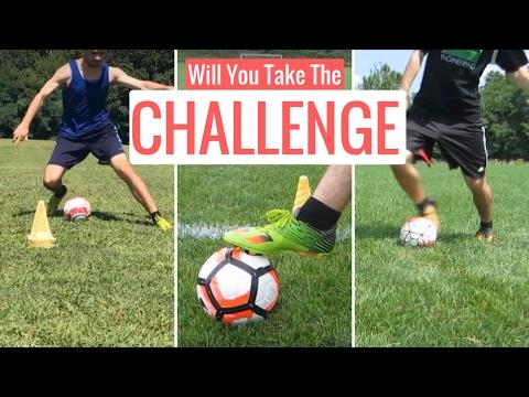 30 Day Skill Moves Challenge - Soccer Skill Moves Tutorial