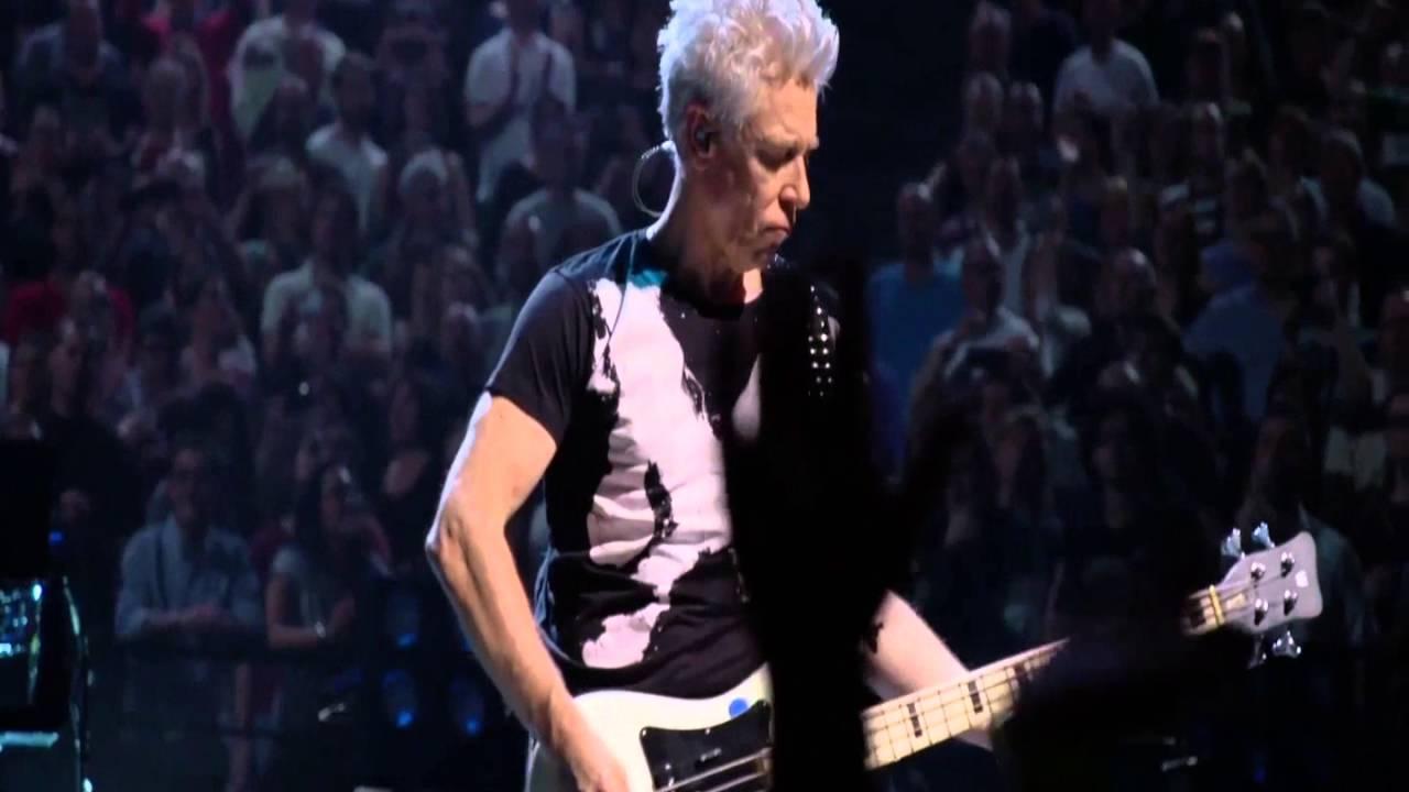 19  U2   Pride In The Name Of Love 06 December 2015 Paris Accor Hotel Arena