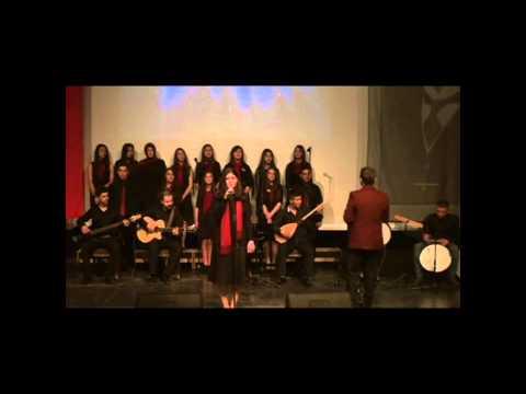 Alptekin Anadolu Lisesi Müzik Topluluğu Şu Kışlanın Kapısına