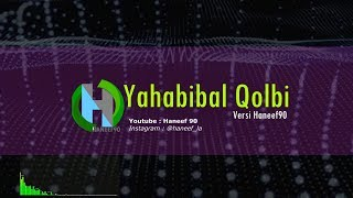 Karaoke sholawat Yahabibal Qolbi | #haneefLa