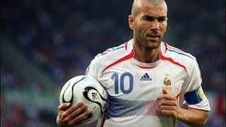 Zinedine Zidane - The Artist [HD]