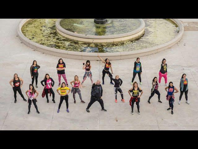 Reggaeton en lo oscuro Wisin y Yandel Zumba Cor Uruguay