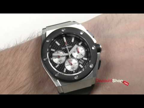 TW Steel David Coulthard CEO Tech CE4020 - review by DiscountShop.com