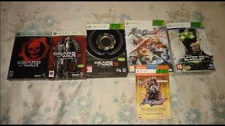 Vendo TODA mi colección de juegos (PlayStation 1, 2 y 3, y Xbox 360)