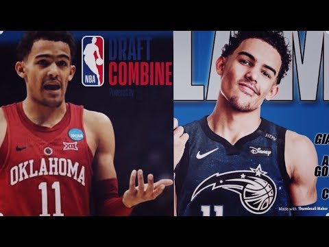 Trae Young Claims He's The Best Player In The NBA Draft | Will He Get Drafted By The Orlando Magic?